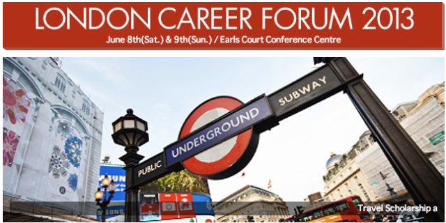 London Career Forum 2013