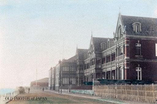 Yokohama 1890s: The Grand Hotel