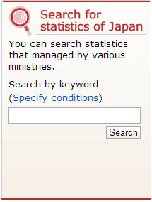 search stats