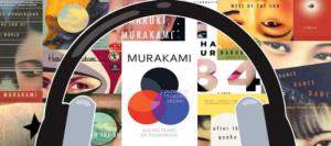 Image of Murakami Haruki's novels