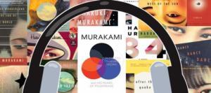 Image of Murakami Haruki's novels