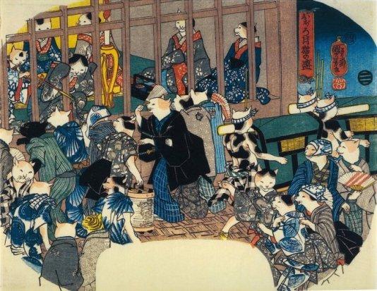Image from the Kuniyoshi Project.