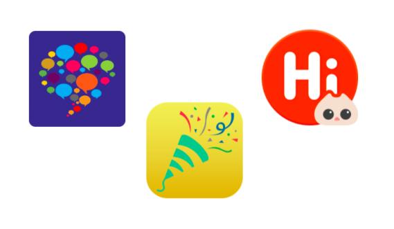 shinpai-chat-app-icons